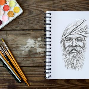 cara mendapatkan uang dari menggambar